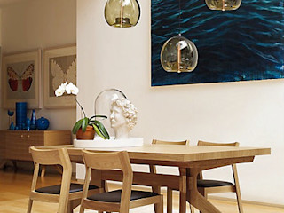 Design Within Reach Mexico Dining roomLighting Ly Brown