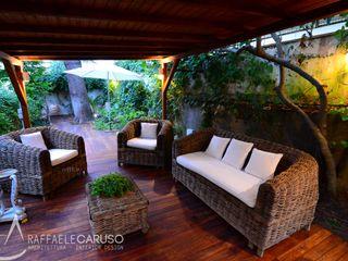 architetto raffaele caruso Jardin moderne