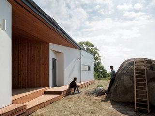 B.U.S Architecture Modern houses