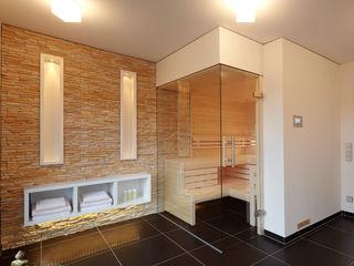 Erdmann Exklusive Saunen Banheiros modernos
