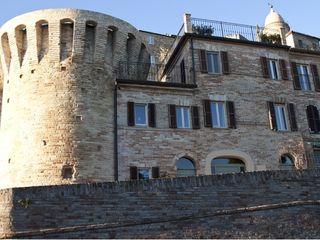 Ing. Vitale Grisostomi Travaglini Rustic style houses