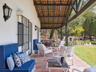 SA&V - SAARANHA&VASCONCELOS Casas de estilo rural