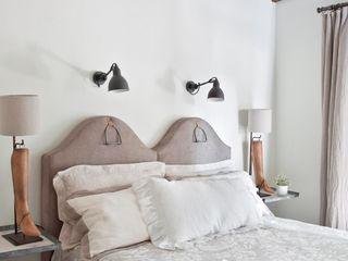 SA&V - SAARANHA&VASCONCELOS Country style bedroom