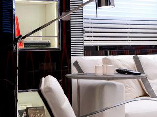 SA&V - SAARANHA&VASCONCELOS Yates y jets de estilo moderno