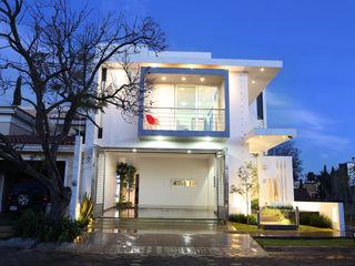 arketipo-taller de arquitectura Modern Houses White