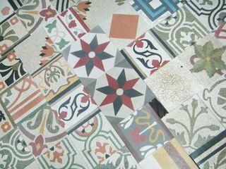 TOMASELLO SRL PAVIMENTI D'EPOCA REALIZZATI OGGI Paredes y suelosRevestimientos de paredes y suelos Azulejos