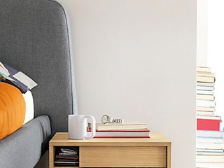 Design Within Reach Mexico BedroomBedside tables Gỗ Wood effect
