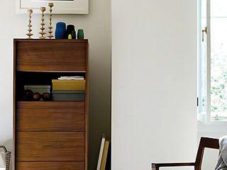 Coleccion Parallel Design Within Reach Mexico RecámarasArmarios y cómodas Madera Acabado en madera