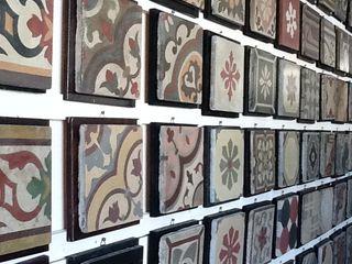 TOMASELLO SRL PAVIMENTI D'EPOCA REALIZZATI OGGI ArteObjetos artísticos Azulejos
