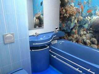 Banyo Tasarımları Kardesler Mermerit Modern Banyo
