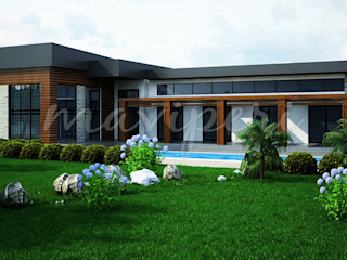 Maviperi Mimarlık Maisons modernes