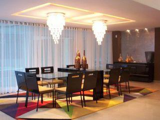 Deise leal interiores Comedores de estilo moderno