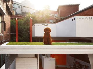 designband YOAP Espaces de bureaux modernes