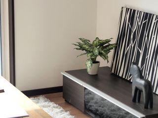 Live Sumai - アズ・コンストラクション - Living roomTV stands & cabinets Wood Black