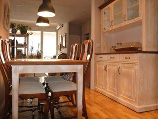 Mueble alacena y mesa de comedor FUSTERS CÓRDOBA ComedorMesas Madera maciza