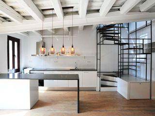 BONBA studio Kitchen White