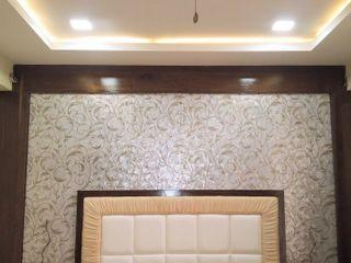 Alaya D'decor BedroomBeds & headboards White