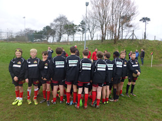 BWF - Sponsor Redruth Rugby Club Under 13's Building With Frames Modern Houses