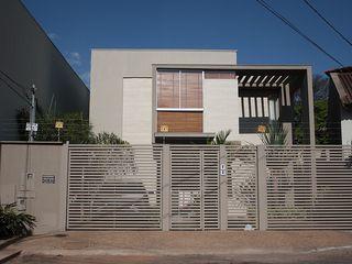 FAGM Arquitetos Modern houses