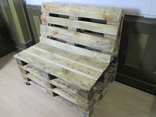 Sitzmöbel Woodupcycling GartenMöbel