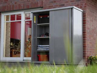 Gartenhaus2000 GmbH Nhà để xe/nhà kho phong cách hiện đại