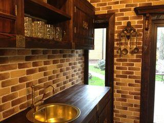 Dara Design Kitchen Bricks Beige