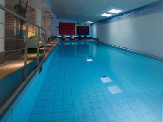 Come ristrutturare il soffitto di una piscina. artesa srl Piscine Turchese