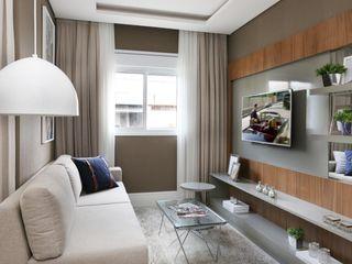 SESSO & DALANEZI Moderne Wohnzimmer