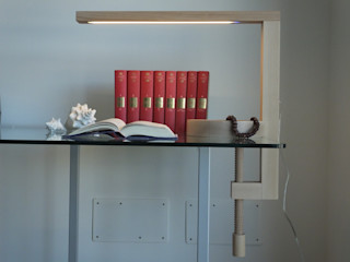 Frigerio Paolo & C. Oturma OdasıIşıklandırma Ahşap Şeffaf