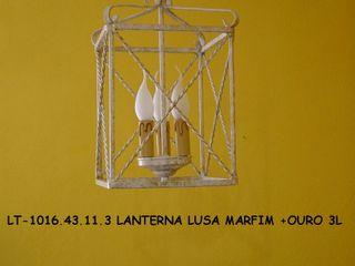 Lanternas Rusticas Candicova Indústria de Candeeiros e Abat-jours Lda.