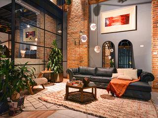 Showroom The Blue House Salas modernas