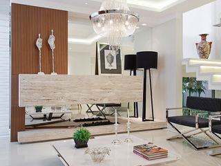 ANDRÉ PACHECO ARQUITETURA Living room