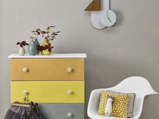 PatyNowy Nursery/kid's roomWardrobes & closets Wood Multicolored