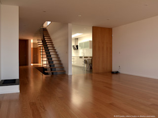 PeC Arquitectos Salas de estar modernas