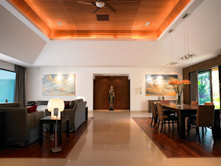 Casa Particular Bondian Living Salas de estar modernas