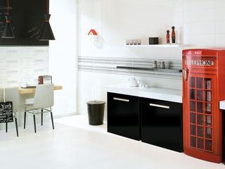Ceramika Paradyż Minimalist kitchen