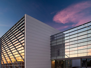 Eduardo Irago Fotografia Bangunan Kantor Modern