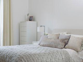 The Malvern- contemporary family home Katie Malik Interiors Modern style bedroom