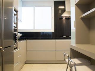 Stúdio Márcio Verza Kitchen MDF Grey