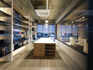 aandd architecture and design lab. Office buildings