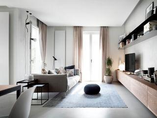 StudioCR34 غرفة المعيشة