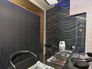 Alaya D'decor Ruang Studi/Kantor Modern Kayu Lapis Grey