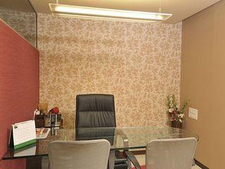 Alaya D'decor Ruang Studi/Kantor Modern Kayu Lapis Beige