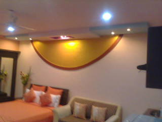 Alaya D'decor Dormitorios modernos Mármol Naranja