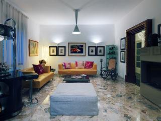 Studio Marco Piva Moderne Wohnzimmer