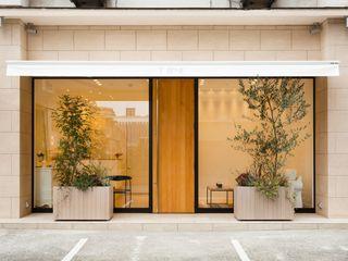 E BENE 株式会社深田建築デザイン研究所 北欧風商業空間