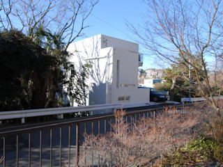 株式会社TERRAデザイン Eclectic style houses Reinforced concrete White