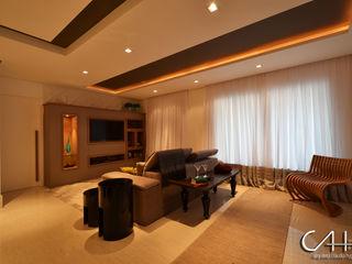 Cláudia Hypolito Arquitetura & Interiores Living room