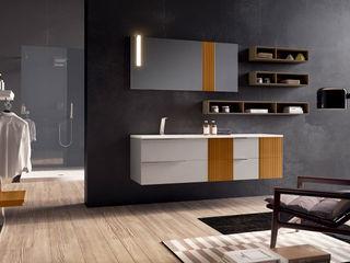 Arredo bagno. Ordine e design per un ambiente di vero comfort Ceramiche Addeo Bagno moderno