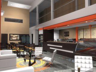 Vision Digital Architecture Bar & Klub Modern